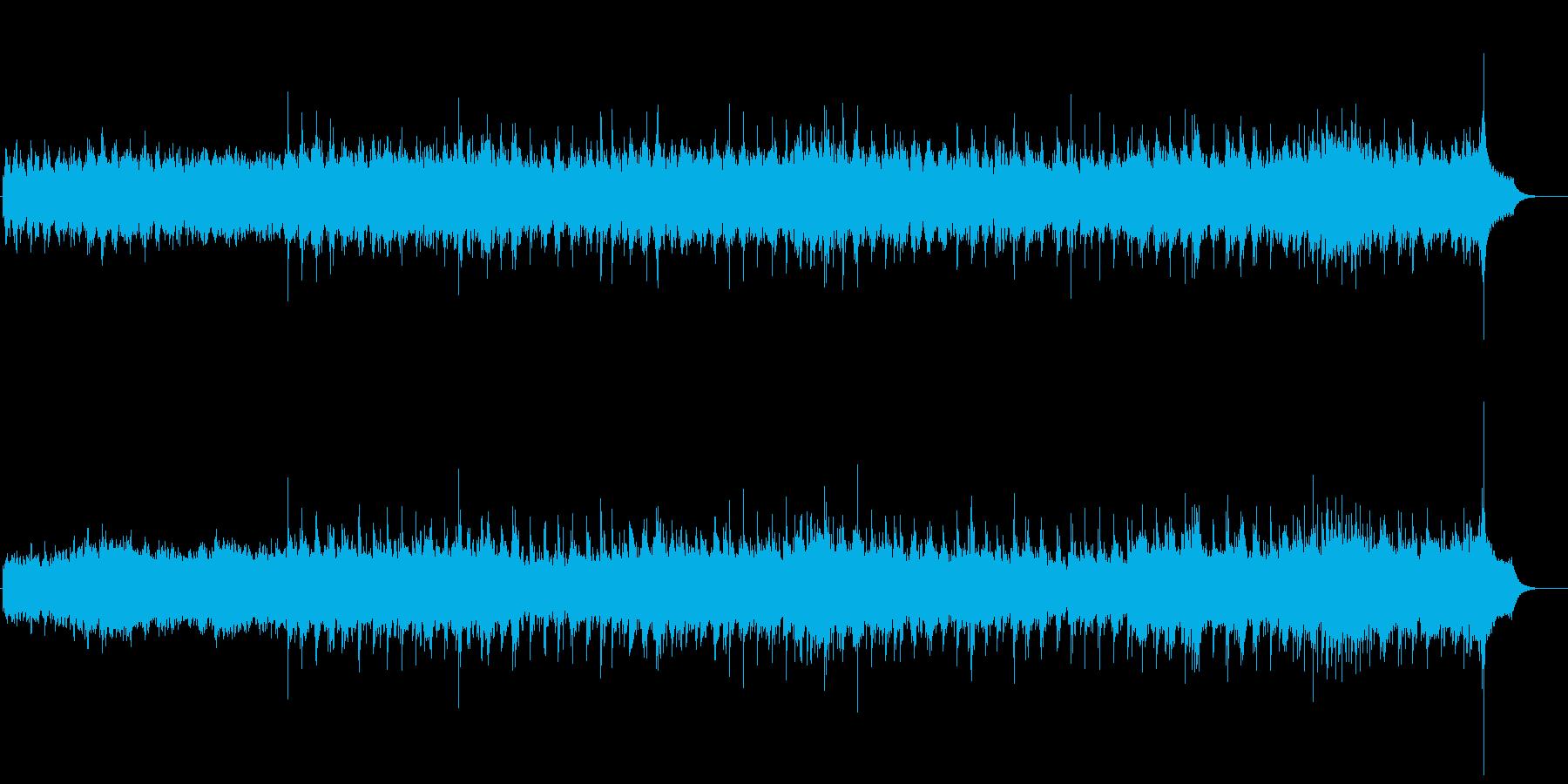 青空(フレッシュ・エアー)の再生済みの波形