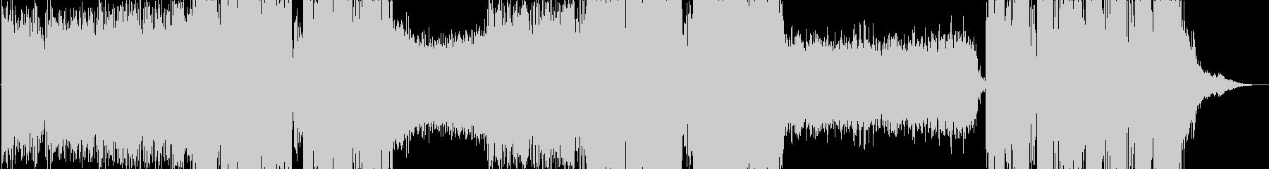 キラキラドリーム/ FutureBassの未再生の波形