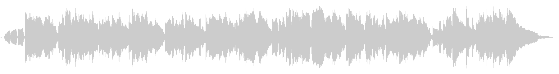 ハーモニカ生演奏ほのぼのカントリーロックの未再生の波形
