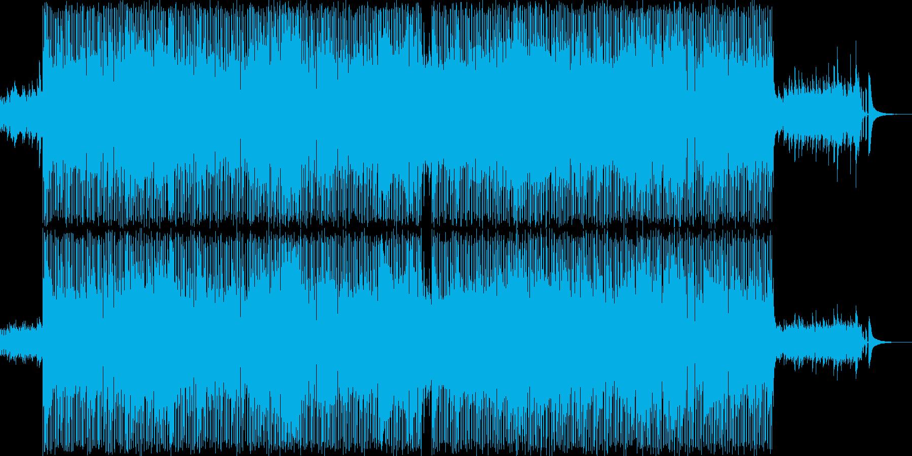 アコースティックギターの音色が印象的な…の再生済みの波形