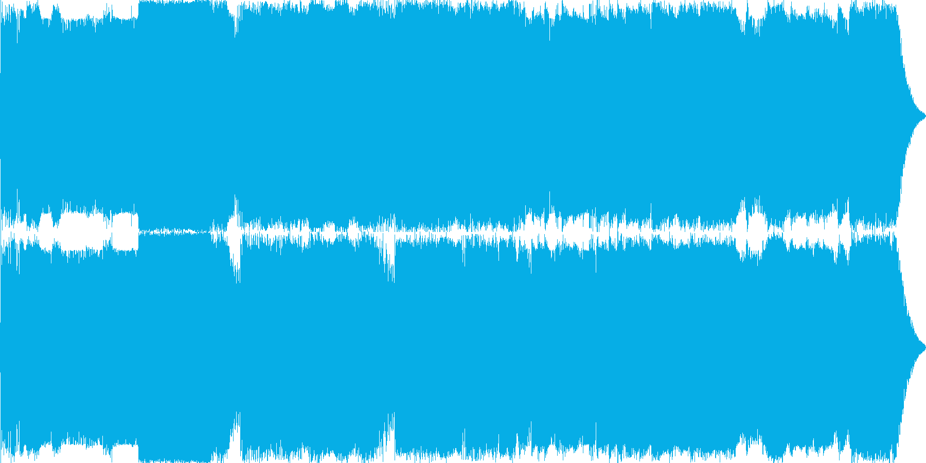 UndErgrOUnd tEchnO …の再生済みの波形