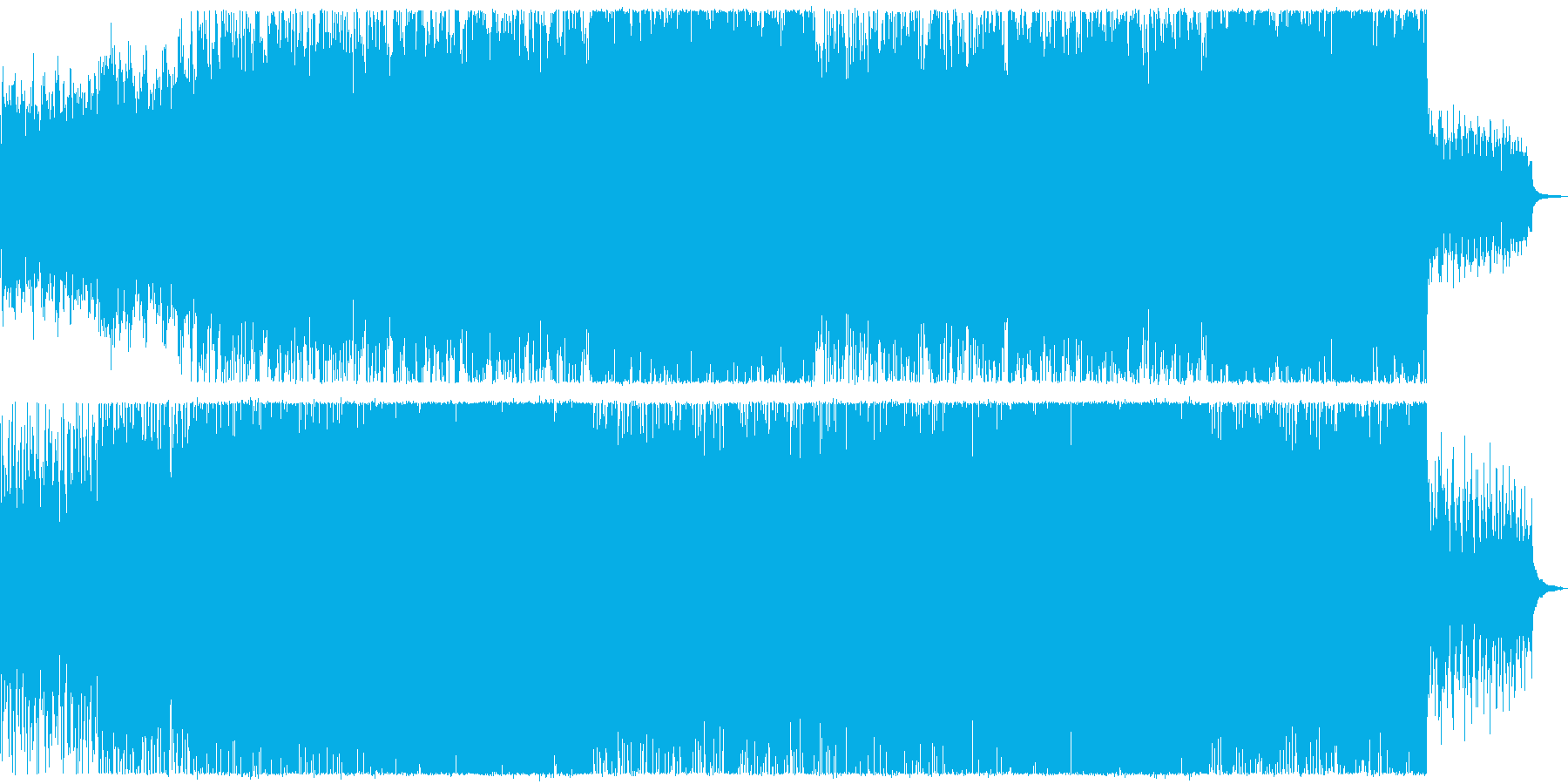 【ドラム抜き】爽やかなアコースティック…の再生済みの波形