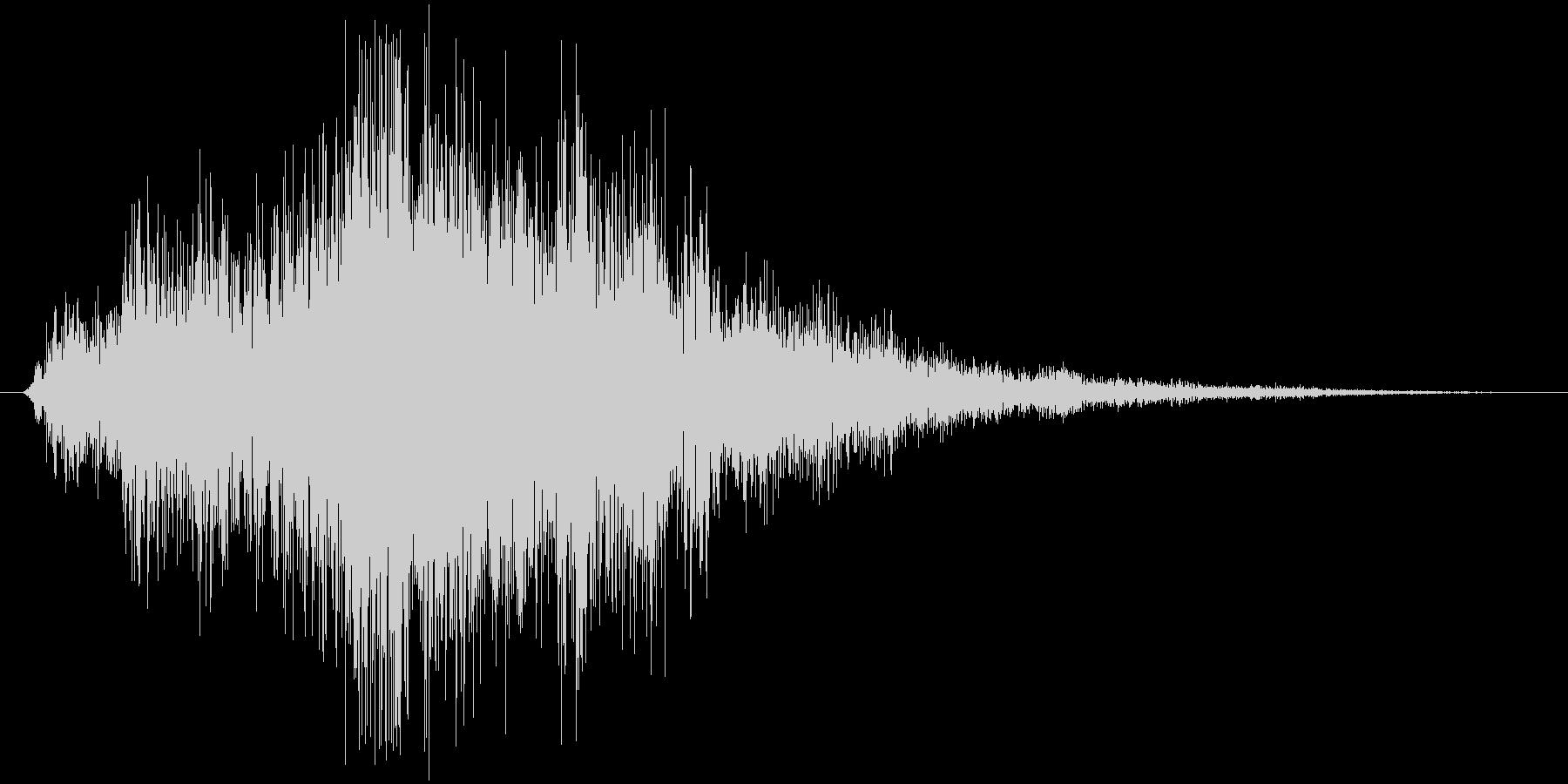 上昇_パワーアップ系_01の未再生の波形