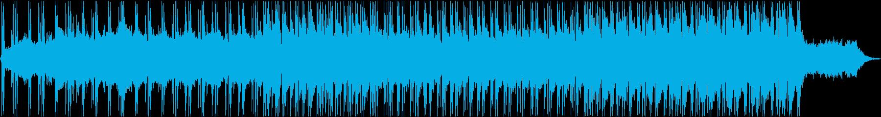 HIP HOP INST. 02の再生済みの波形