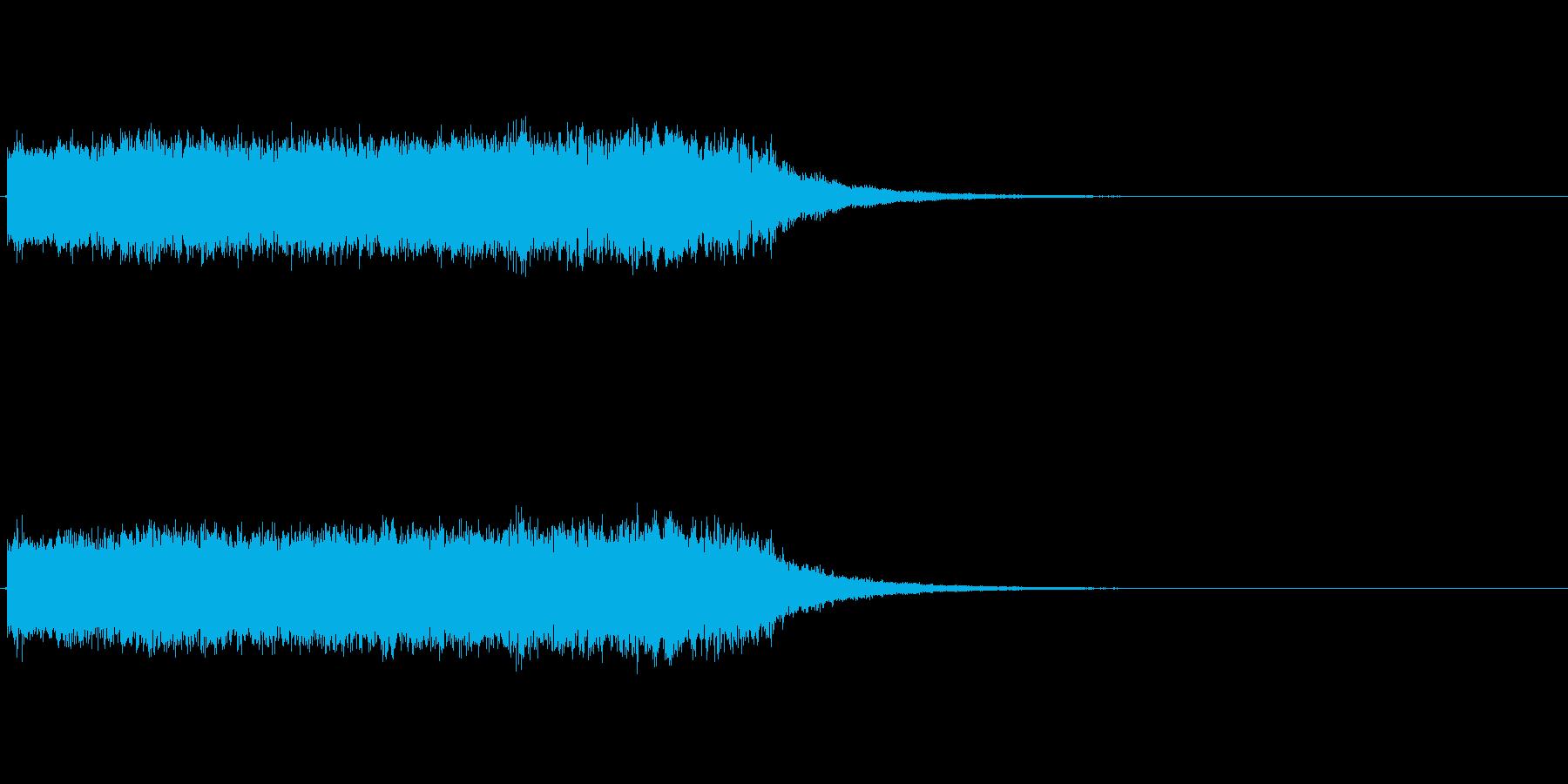 Guitarジングル7/ギュイィーン!!の再生済みの波形