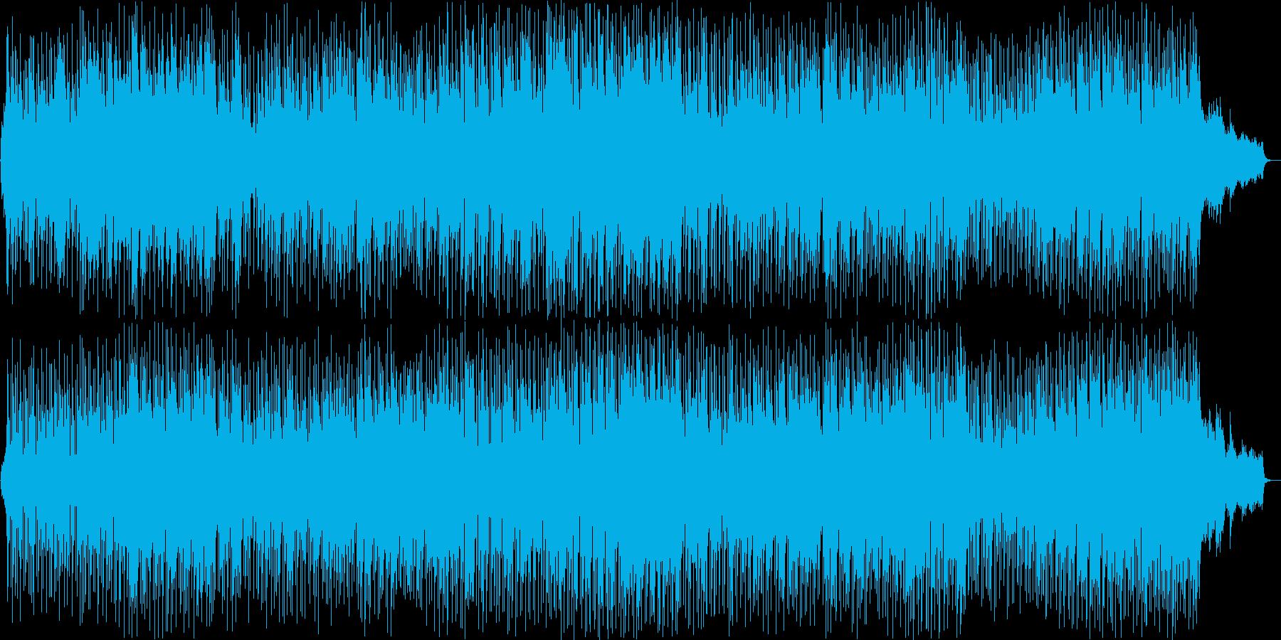 さわやかなストリングスポップス!の再生済みの波形