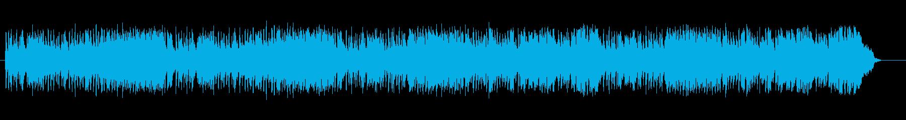 荘厳さあふれる古典派クラシックの再生済みの波形