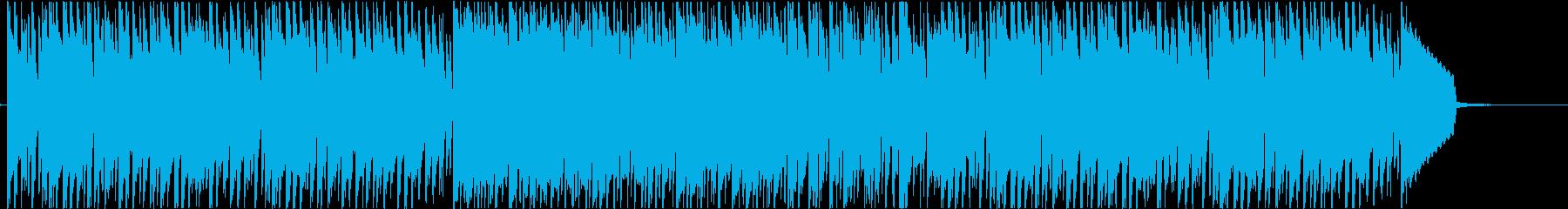ビブラフォンが主旋律の軽快なインストの再生済みの波形