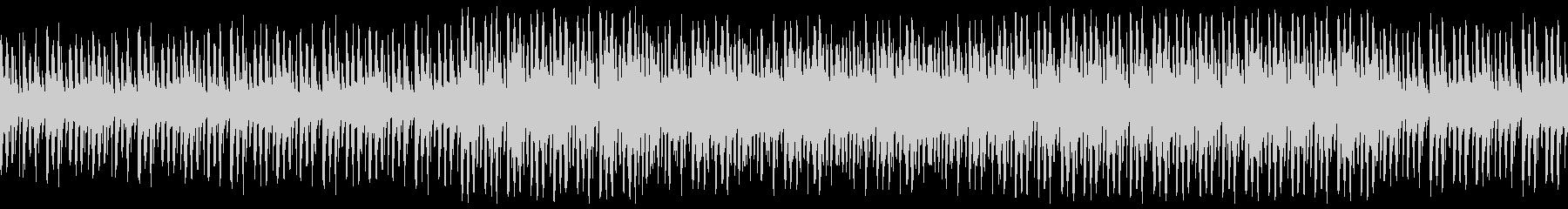 緊迫感のある低音オーケストラ ループ仕様の未再生の波形