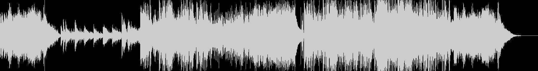 140秒の懐かしいRPGエンディングの未再生の波形