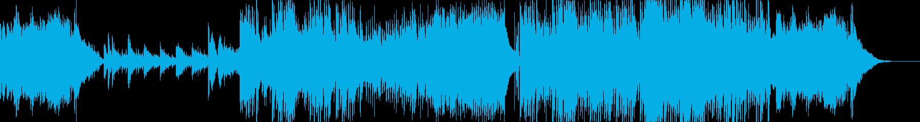 140秒の懐かしいRPGエンディングの再生済みの波形