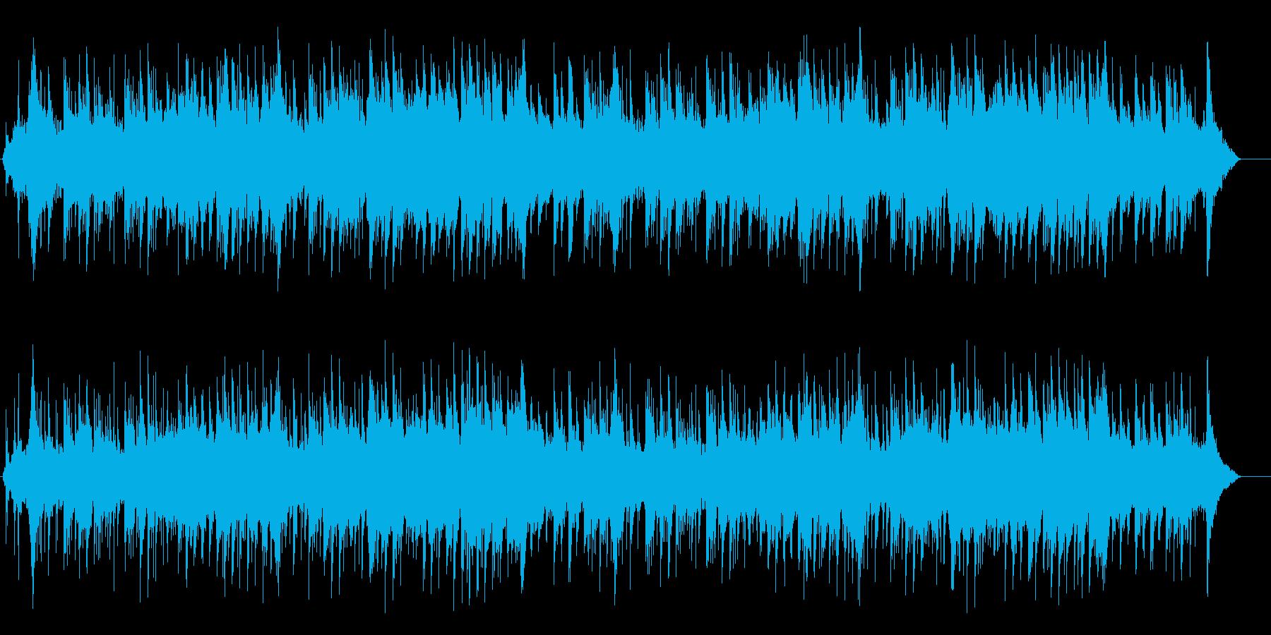ゆったりとした和風/環境/ニューエイジの再生済みの波形