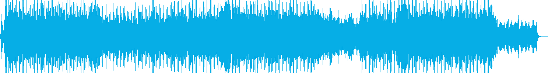 EDMポップで明るいクラブ系-15の再生済みの波形