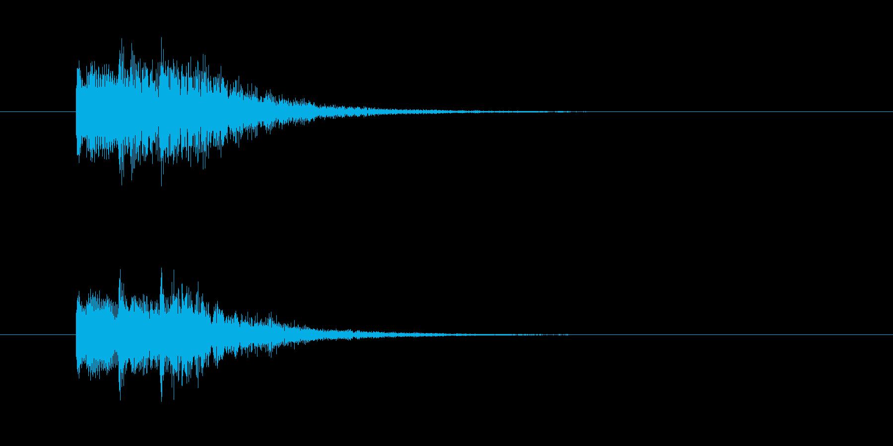 ジャララン。シンセジングル。の再生済みの波形