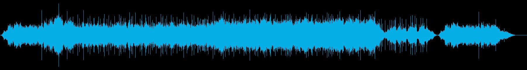 RPG:フィールド用BGM2の再生済みの波形