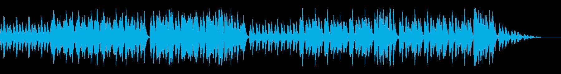 コメディチックなオーケストラの再生済みの波形