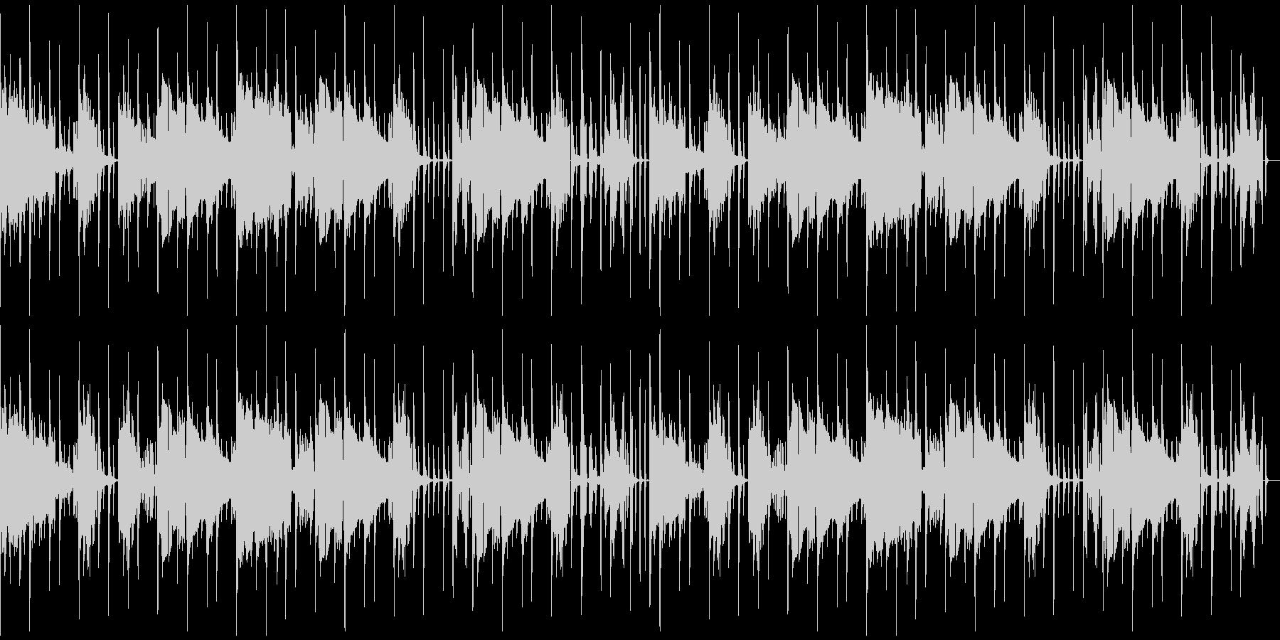 【オシャレでラグジュアリーなジャズ】の未再生の波形