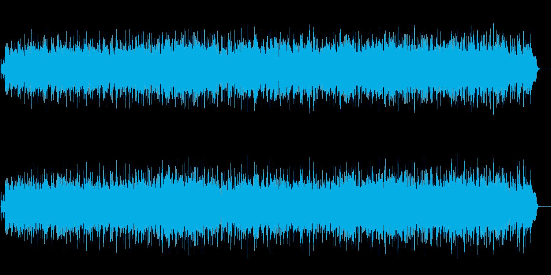 味わい深いスローなラヴ・バラードの再生済みの波形
