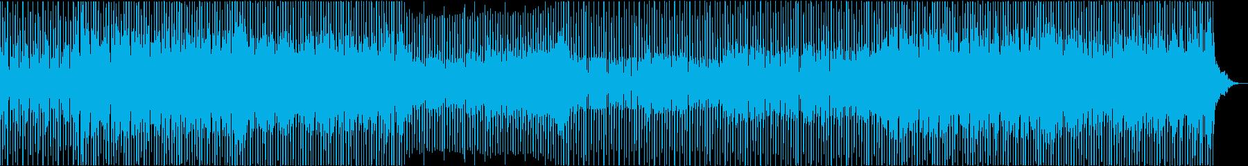 ピアノ 企業 サンプル シンプル ハウスの再生済みの波形