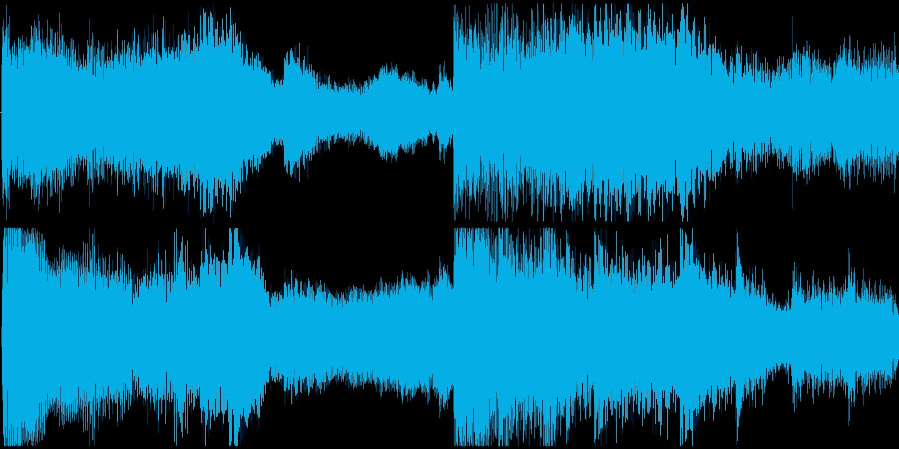 【ゲーム/SE/宿/ファンタジー】の再生済みの波形