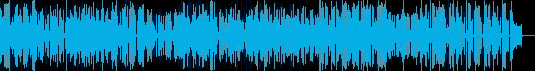 新年を明るく迎えるような和風な音楽ですの再生済みの波形