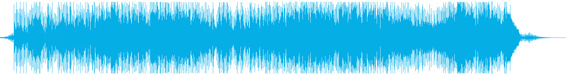 shab◎nのクリスマスソングの再生済みの波形