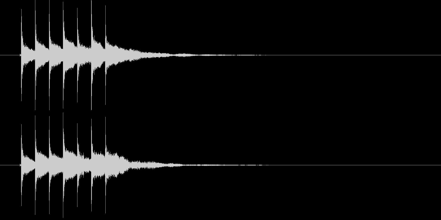 トゥラララララロン(イベント)の未再生の波形