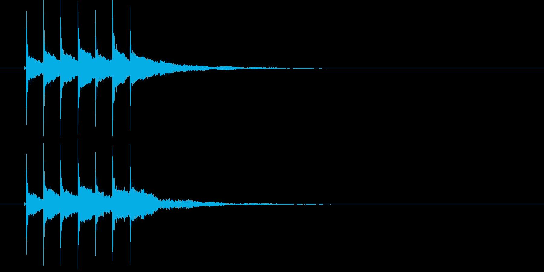 トゥラララララロン(イベント)の再生済みの波形
