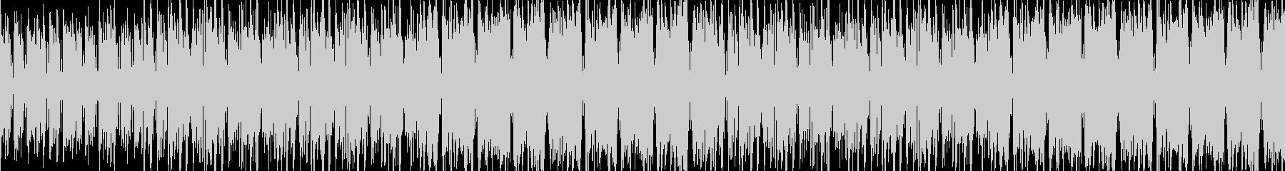 【ノリノリなアコギロック】の未再生の波形