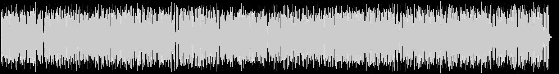 ほのぼの系シンセサイザー打楽器ポップの未再生の波形