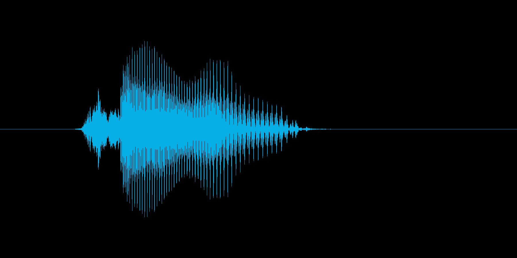 t,T,T(ティー)の再生済みの波形