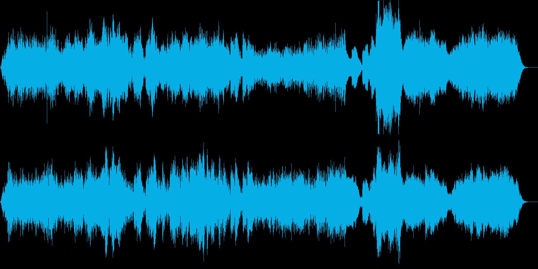 ファンタジー オーケルトラ 不思議の再生済みの波形