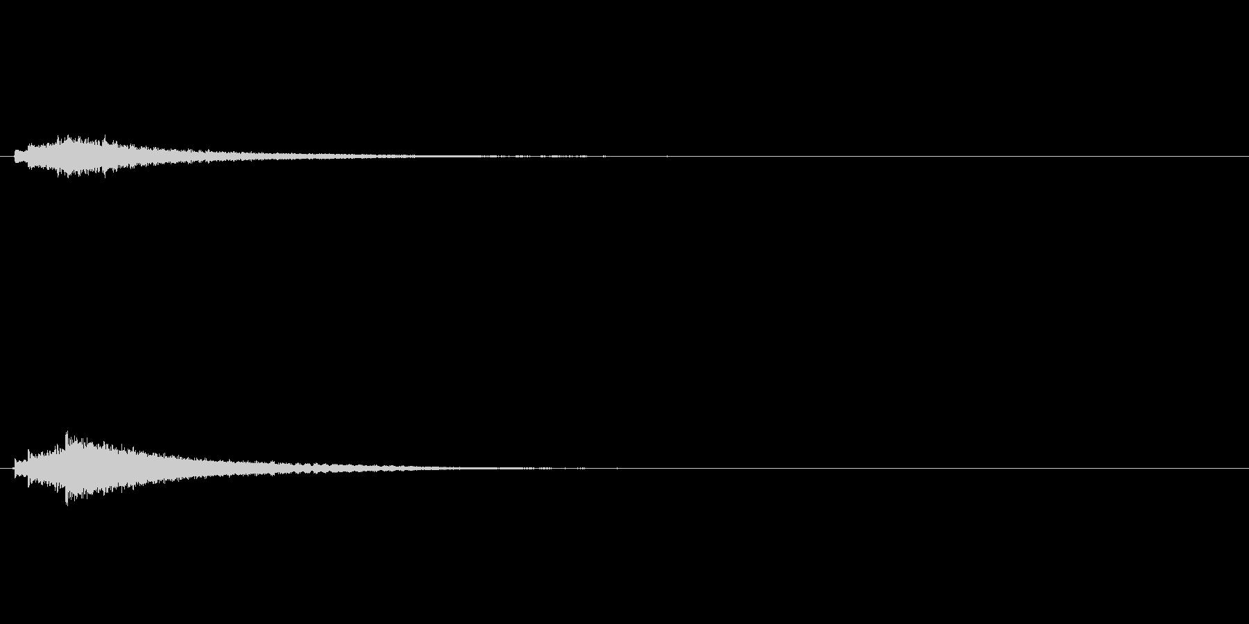 キラキラ系_044の未再生の波形