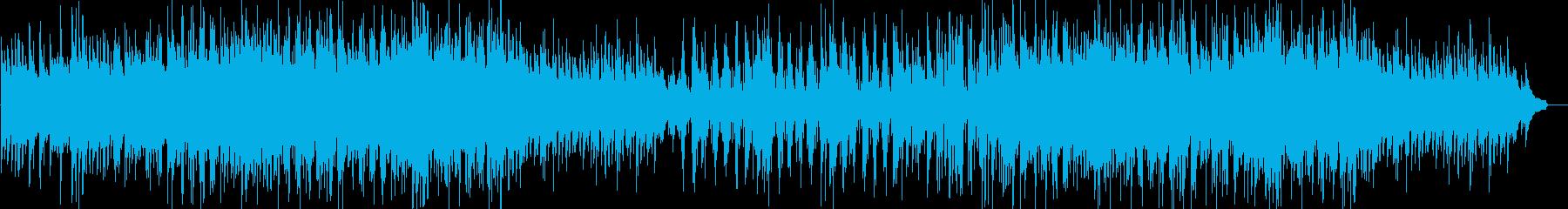 北欧系のオシャレで壮大な五拍子ジャズの再生済みの波形
