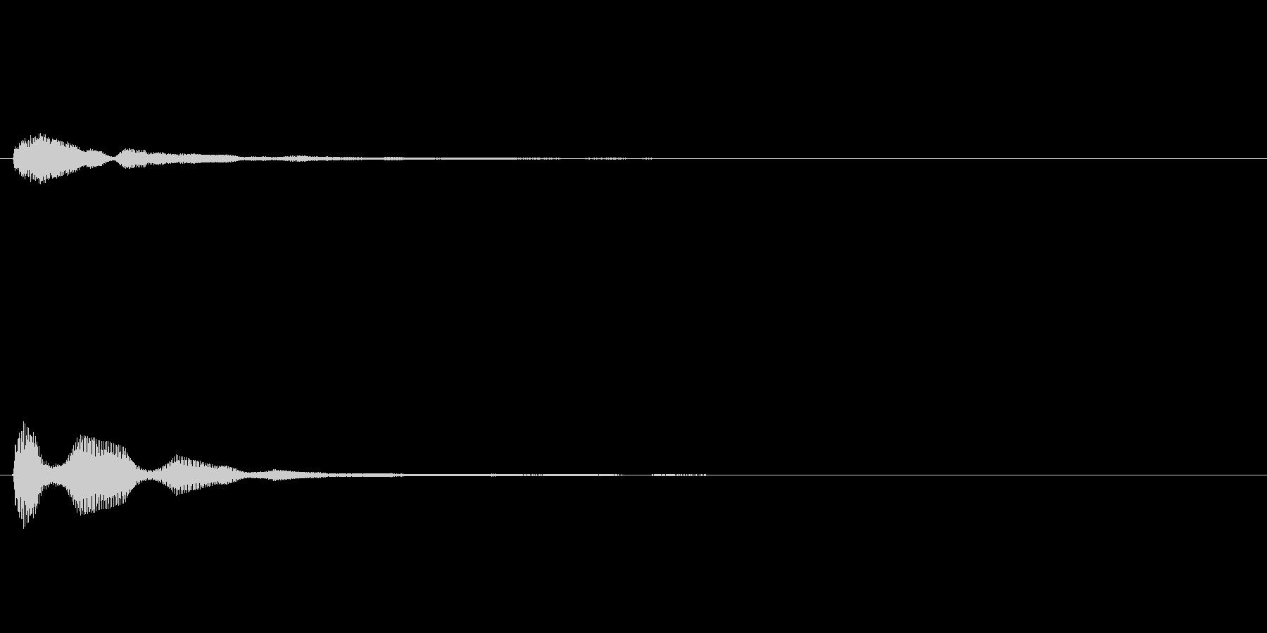 キラキラ系_055の未再生の波形