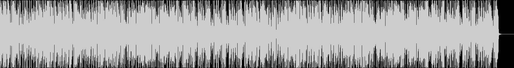 ビブラフォンとオルガンがお洒落なボサノバの未再生の波形