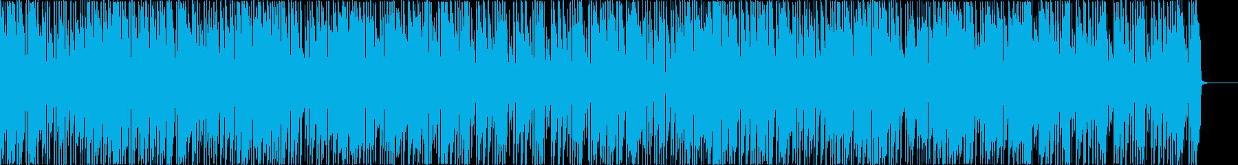 ビブラフォンとオルガンがお洒落なボサノバの再生済みの波形