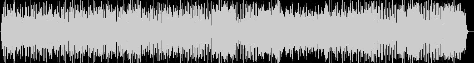 ほのぼの系シンセサイザーサウンドの未再生の波形