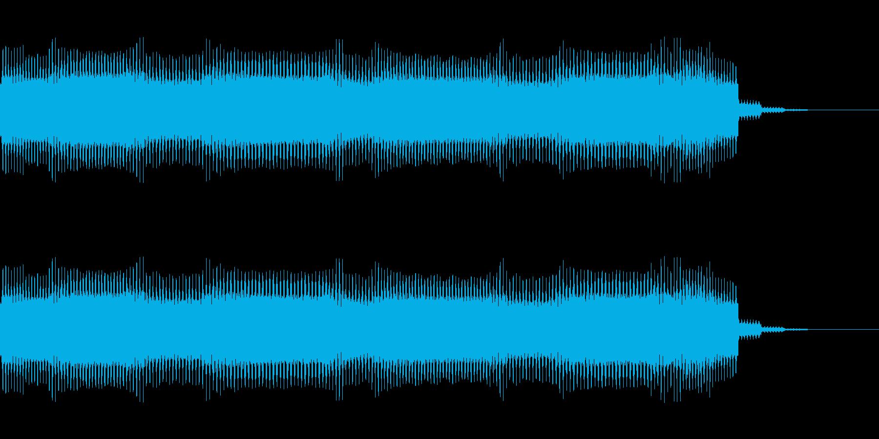 レーザー、ビーム、光などのイメージの再生済みの波形