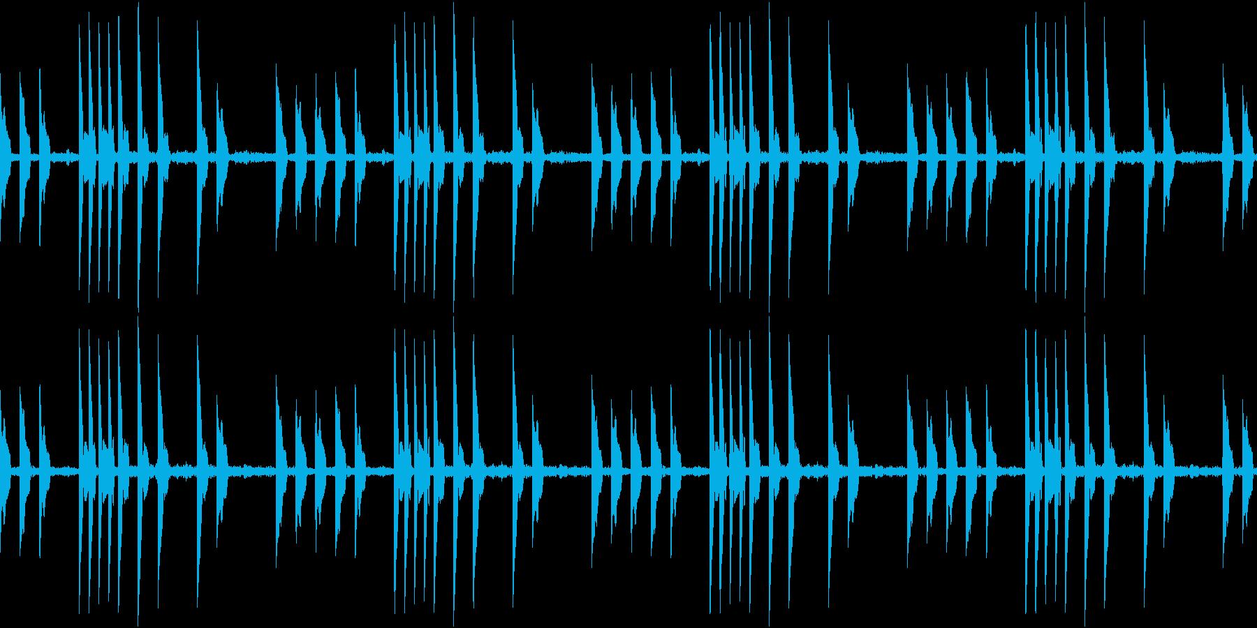 EDM リードシンセ 1 音楽制作用の再生済みの波形