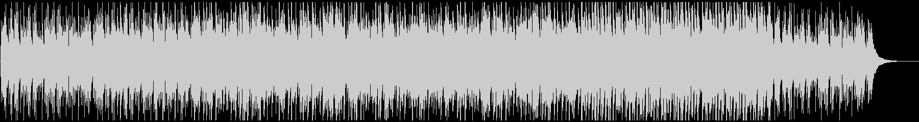 サイエンス系CMや映像に温かみあるピアノの未再生の波形