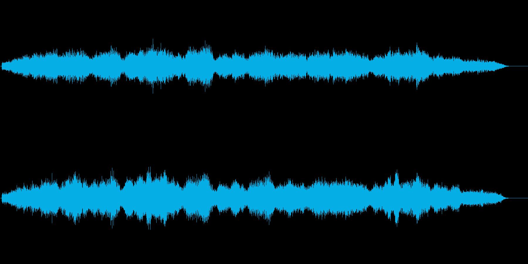 カッチーニのアベマリアの冒頭部分を即興…の再生済みの波形