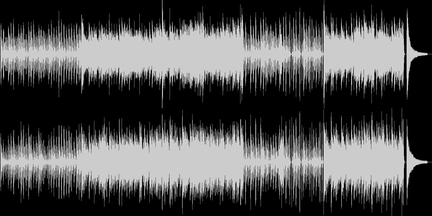 わくわく・ピアノ・映像・イベント用の未再生の波形