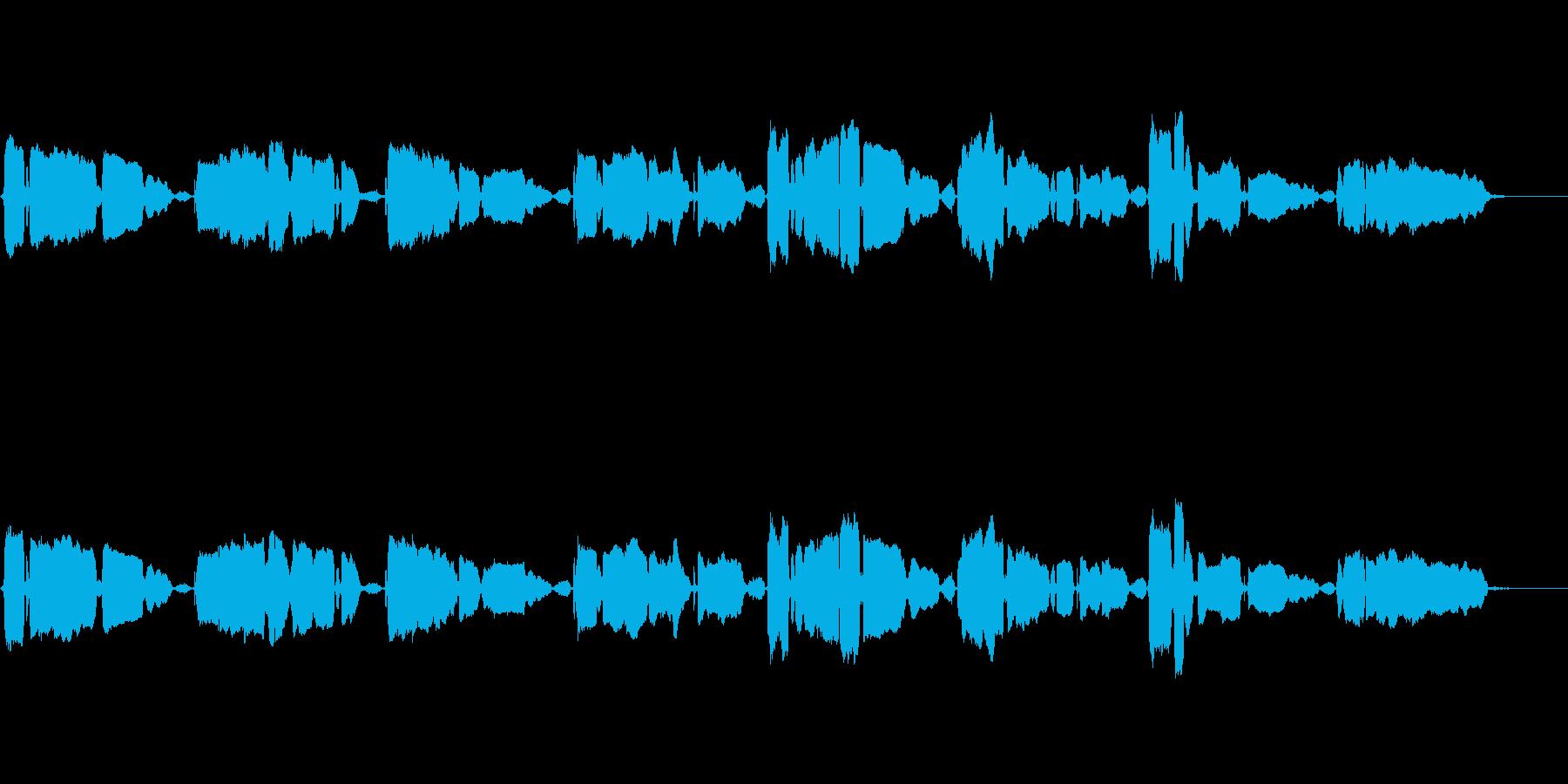 もみじ アカペラ ハスキーで繊細な歌声の再生済みの波形