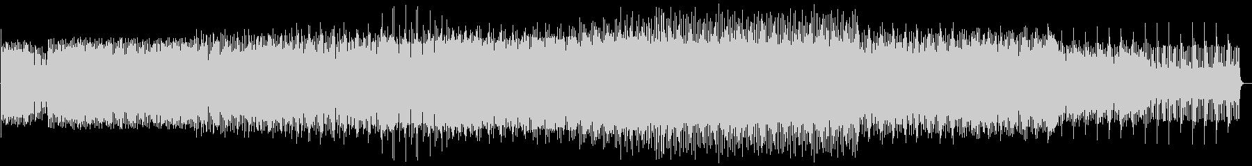 映像に、ミニマル、マリンバ、打楽器8重奏の未再生の波形