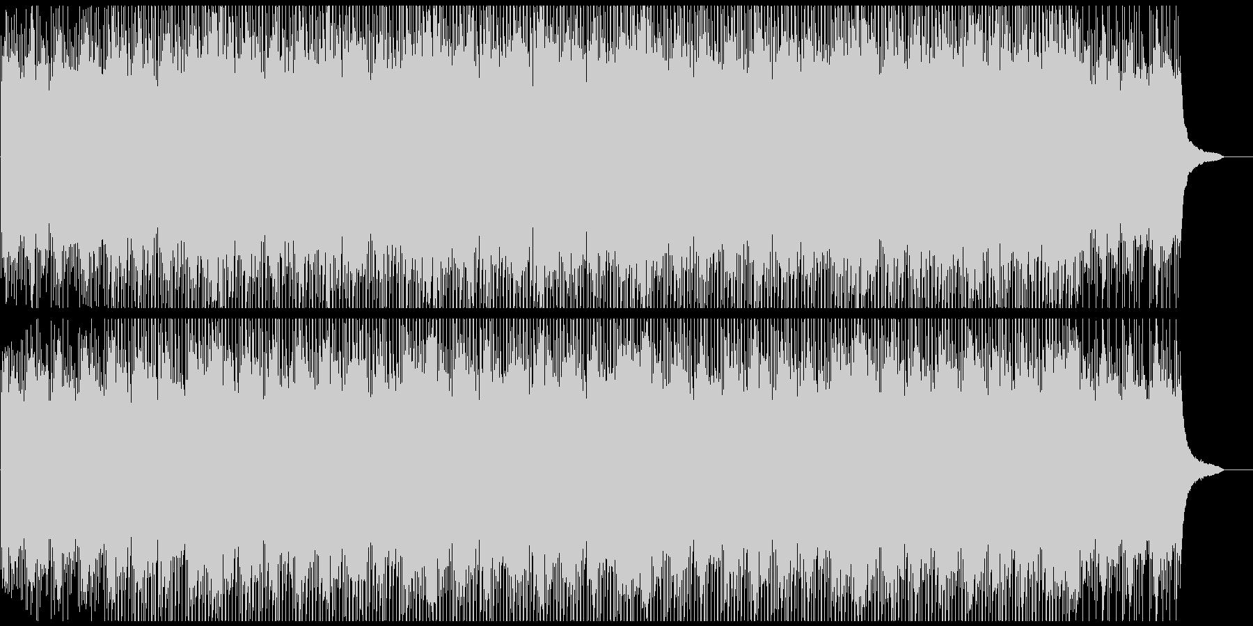 企業VPや映像に 透明爽やかワクワクするの未再生の波形