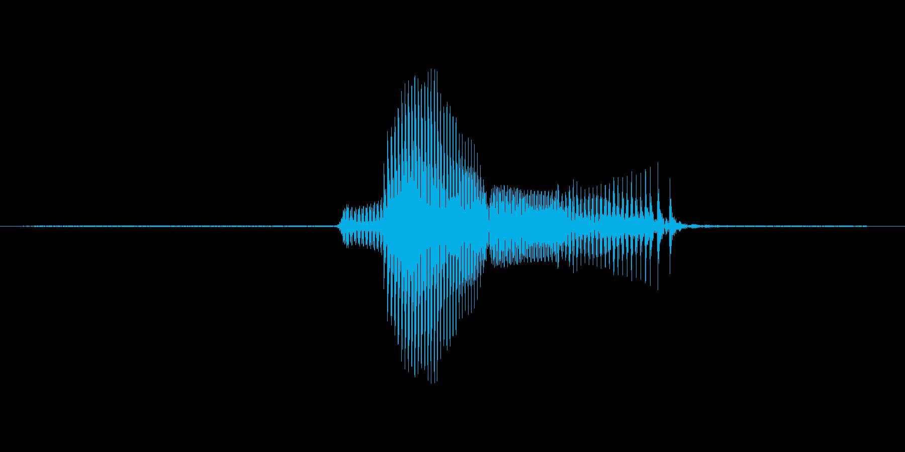 7(なな)の再生済みの波形