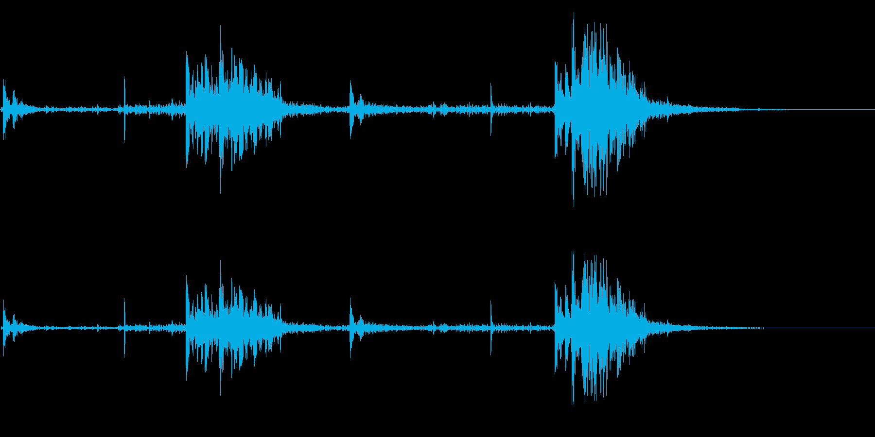 花火 (2)の再生済みの波形
