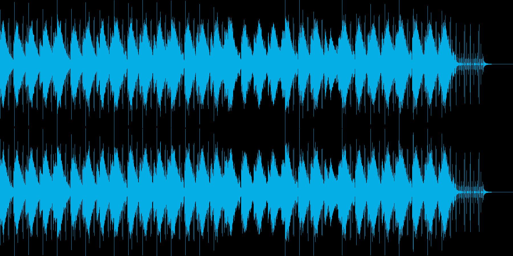 ゆったりとしたシーンに最適な曲です。の再生済みの波形