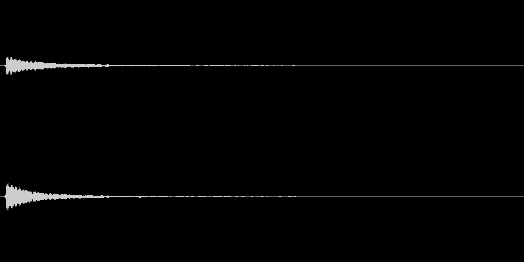 キラキラ系_046の未再生の波形